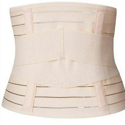Postpartum belt for new mothers.