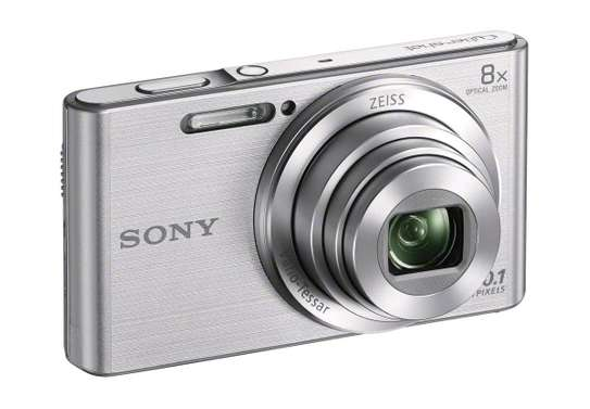 Sony Cyber-Shot Dsc-W830 Digital Camera Silver image 3