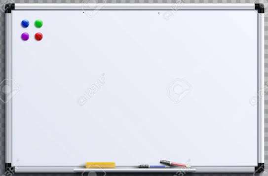 magetic whiteboard 3ft x 2ft image 1