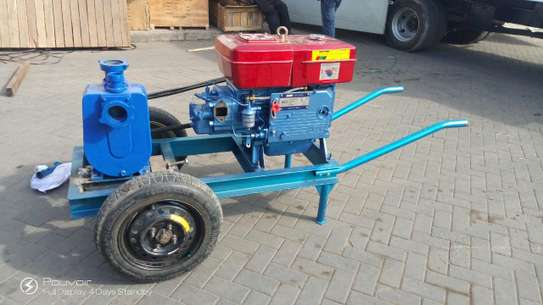 High pressure water pump image 1