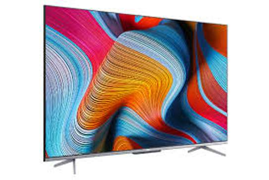 TCL 65 inches Q-LED 65C725 Android UHD-4K Smart Frameless Digital TVs image 1