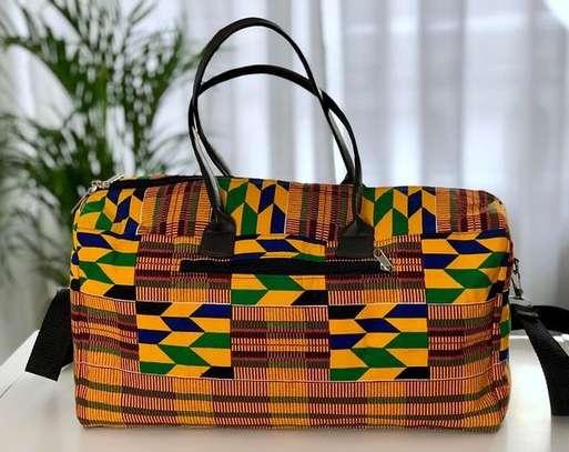 Traveling tribal bag pack image 6