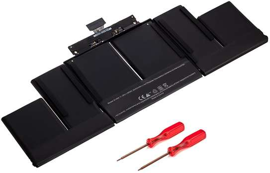 """A1494 Laptop Battery for Macbook Pro 15"""" 15.4"""" Retina A1398(Only fit Late 2013 & Mid 2014) ME294 ME293 Series image 2"""