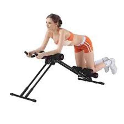 Adjustable Ab Trainer. image 1