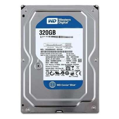 320 Gb Desktop Sata Hard Disk Drive image 1