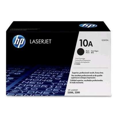 Q2610A toner cartridge black 10A refillng image 9