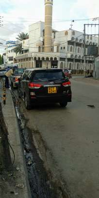 Toyota wish 7 Seater for Hire