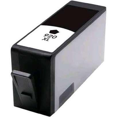 920 black inkjet cartridge CD975AA image 1