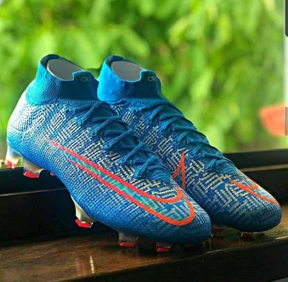 All Generations of NIKE MERCURIAL Football Boots image 1
