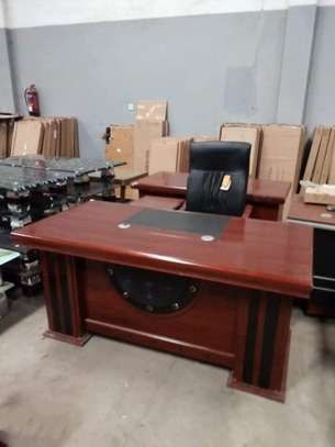 1.8 meters executive office desk image 3