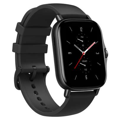 """Amazfit GTS 2 Smartwatch with 1.65"""" AMOLED Display, Built-In GPS, 3GB Music Storage, 7-Day Battery Life, Bluetooth Phone Calls, 90 Sports Modes, Health Tracking, Water Resistant, image 1"""