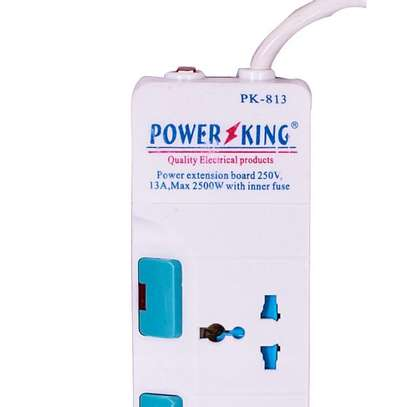 Power King Extension Cable 4 Way image 2