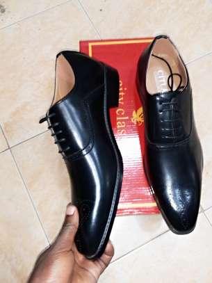 Men's office shoes. image 1