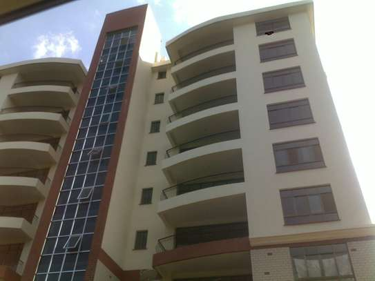KILELESHWA 3-BEDROOM APARTMENT (ALL ENSUITE) + DSQ TO LET