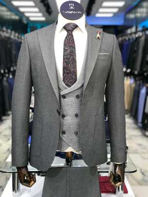 Turkish Grey Suit