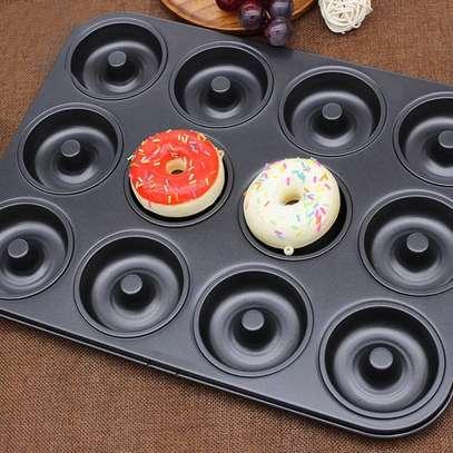 12 hole Donut baking tray image 1