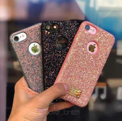 Puloka Glittering Luxurious Cases for iPhone 6,iPhone 6S image 3