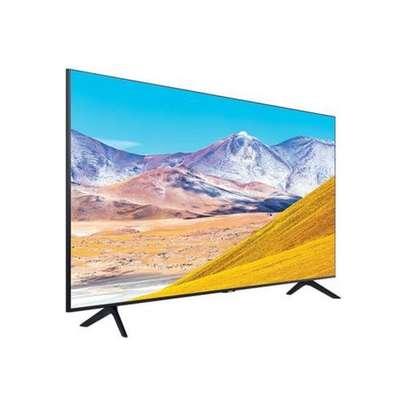 Samsung 43TU8000 Crystal UHD 4K Smart TV, 8 Series - 2020 -Black+1 year warranty image 1