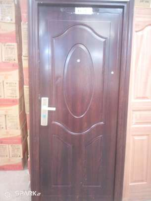 steel doors image 1