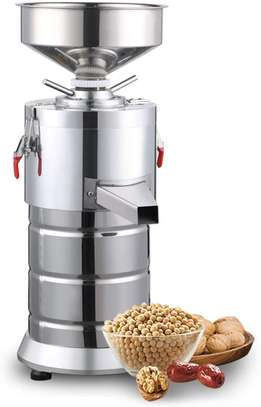 Commercial Electric Peanut Butter Maker Machine, Sesame Paste Peanut Butter Milling Making Miniature Household Automatic Grinding Machine image 3
