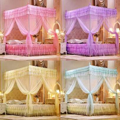 4 stand metallic Nets image 1