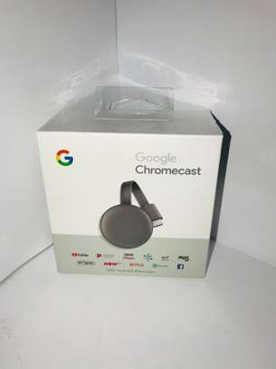 Google Chromecast Ultra 4K Streaming Media Player image 1