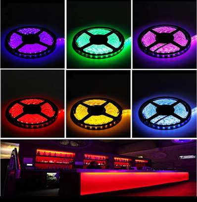 Multicolored RGB Strip Lights image 4