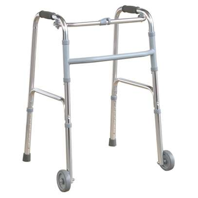 WALKING FRAME WITH WHEELS image 1