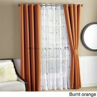 Beautiful curtains and sheers image 11
