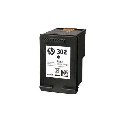 302 inkjet cartridge black F6U66AE image 5