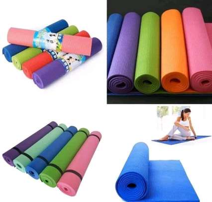 Non-Slip Yoga Mat Exercise Fitness Lose Weight image 1