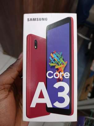 Samsung A3 Core 16GB brand new and sealed in a shop image 1