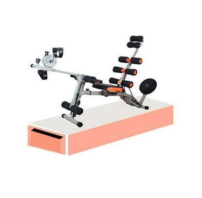 Six Pack Care Six Pack Care Fitness Machine With Pedals image 1