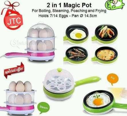 2in1 magic egg boiler image 1