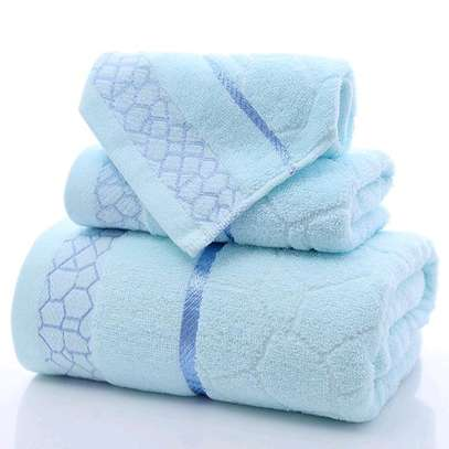 Polyester towels image 1