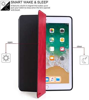 HDD Shuang Jie Series Two-Sided Leather Flip Case iPad Air 1/Air 2 / iPad 9.7 (2017 / 2018) image 2