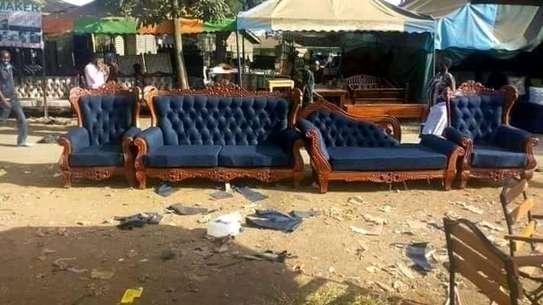 7 seater Antique Sofas image 2