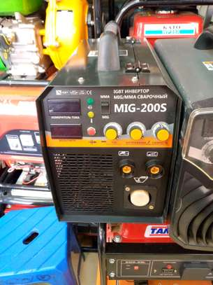 Mig welding machine image 1