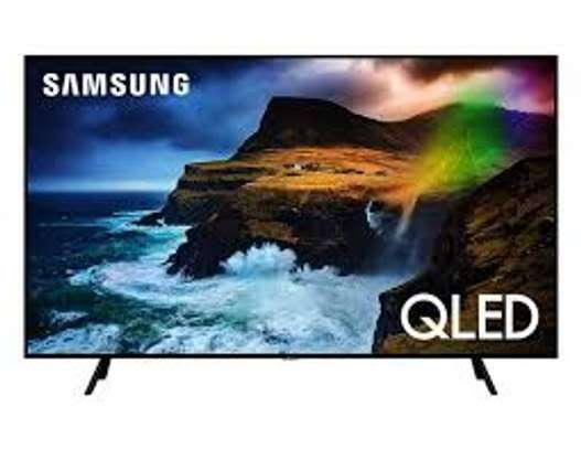 samsung 55″ Class Q60R QLED Smart 4K UHD TV – QA55Q60RA image 1