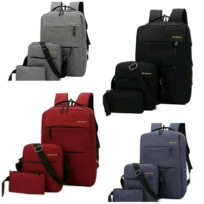 3 in 1 laptop/ school bag image 1