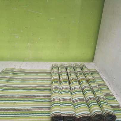 6pcs PVC table mats image 4