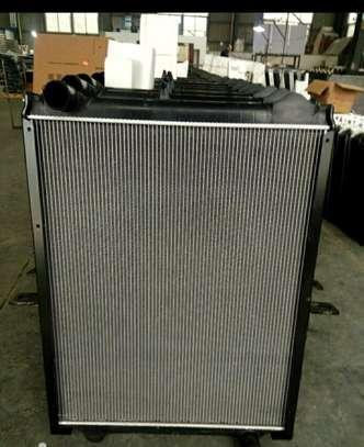 Isuzu cxz radiator image 1