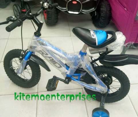 Kids bicycles size 12-7.8 utr image 2