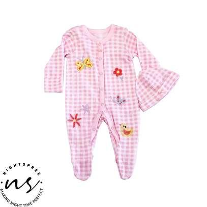 Baby sleepsuits image 1