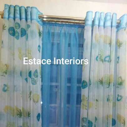 BEAUTIFUL COLOURFUL KITCHEN CURTAINS image 9