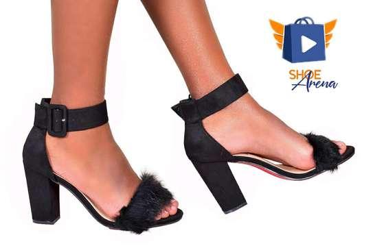 Elegant Chunky Heels image 7