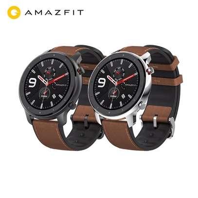 AMAZFIT GTR 47mm Smart Watch Global Version image 2