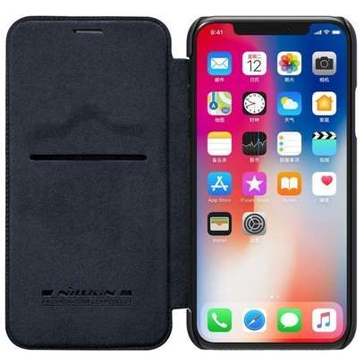 Nillkin Qin Series Leather Luxury Wallet Pouch For iPhone XR and iPhone XS Max image 4