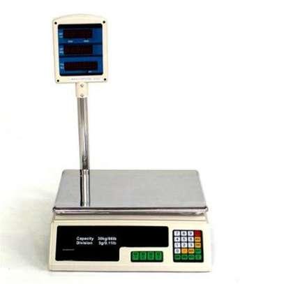 Digital Weighing Scales image 1