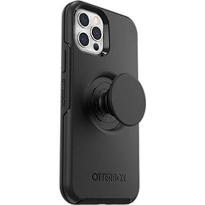 iPhone 12 and iPhone 12 Pro Otter + Pop Symmetry Series Case image 5